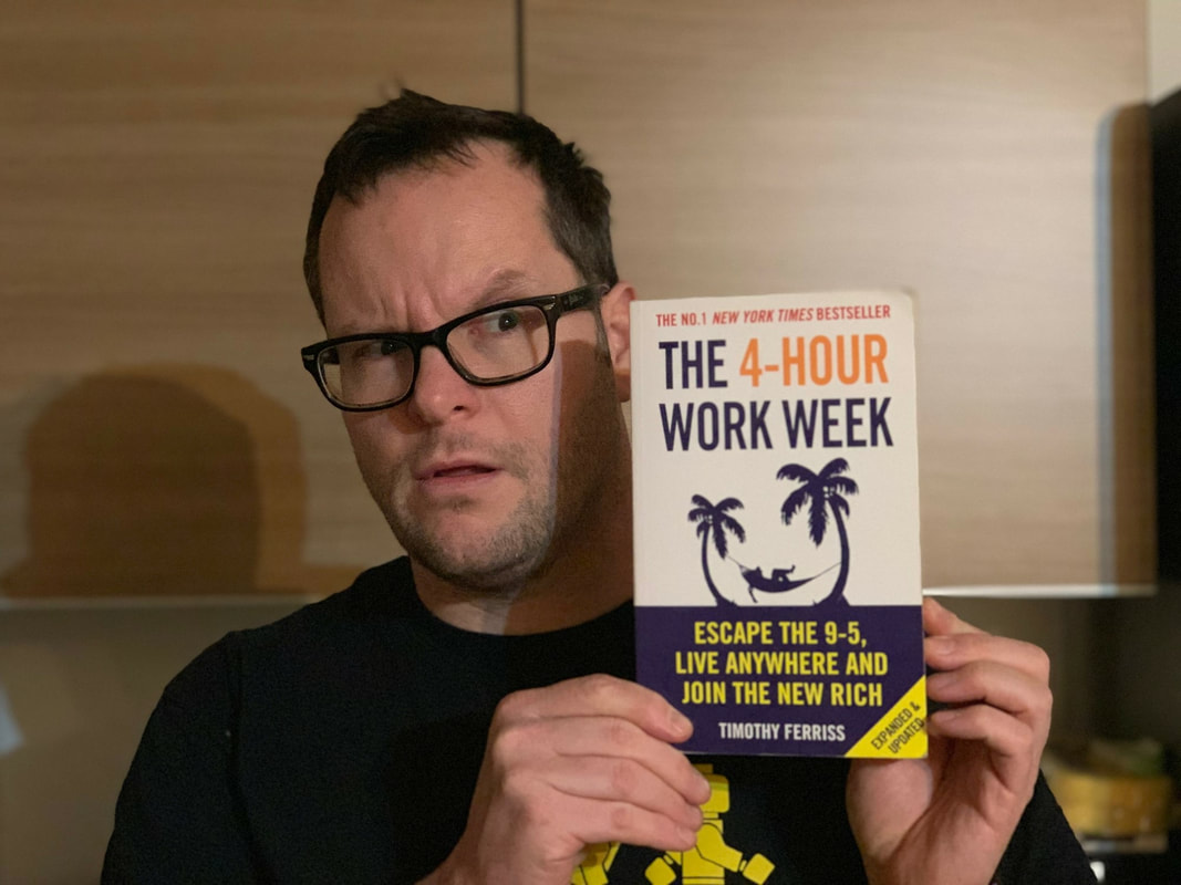 Alan Donegan Four Hour Work Week Tim Ferriss